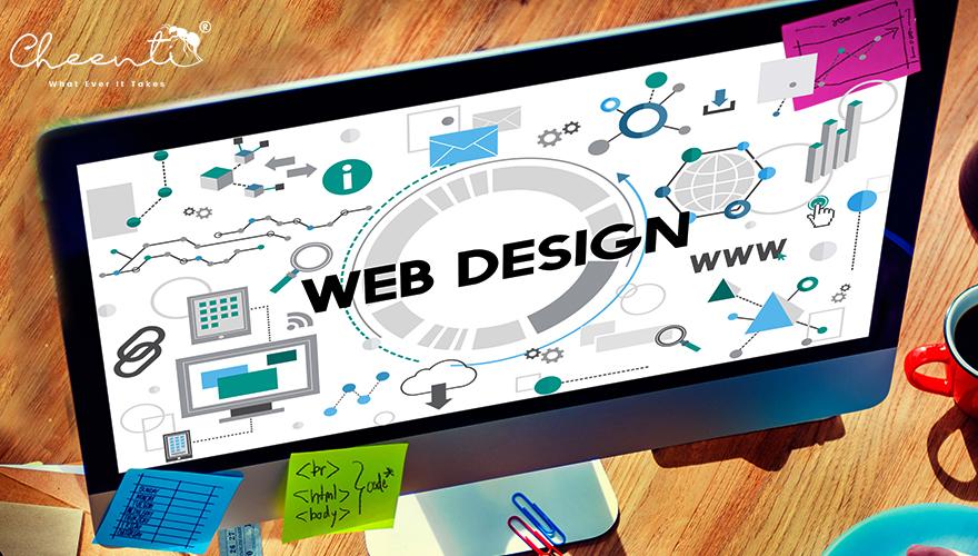 Designing for a Website
